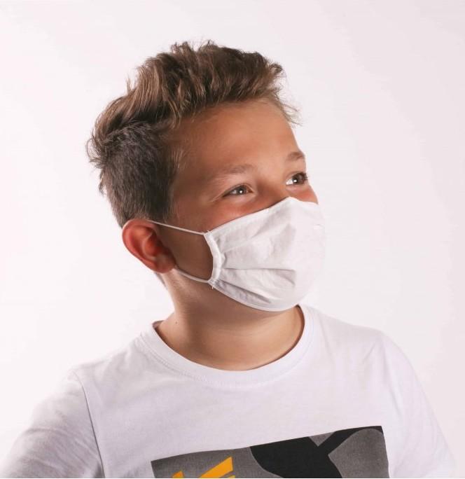 Detské nano rúško SpurTex VS záchyt FFP2