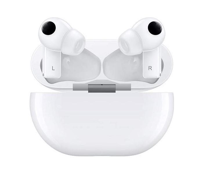 Bezdrôtové slúchadlá typu true wireless Huawei Freebuds Pro s aktívnym potlačením hluku a nabíjacím puzdrom