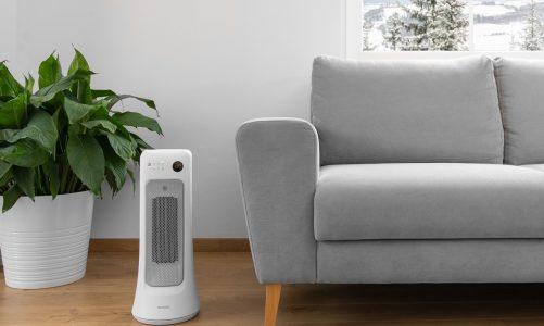 Najlepšie teplovzdušné ventilátory – test + ako vybrať