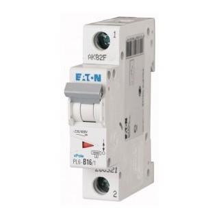 Elektrický istič Eaton B 16A jednofázový (jednopólový)