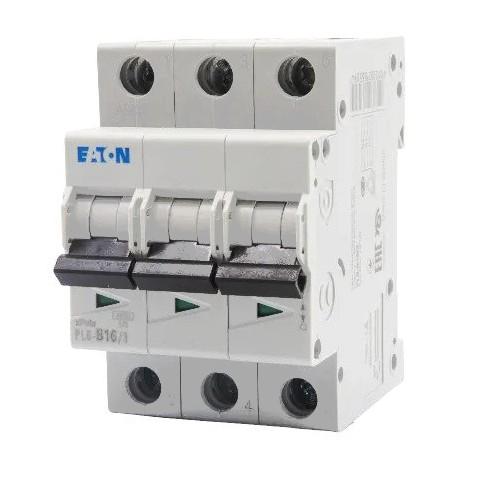 Elektrický istič Eaton B 16A trojfázový (trojpólový)